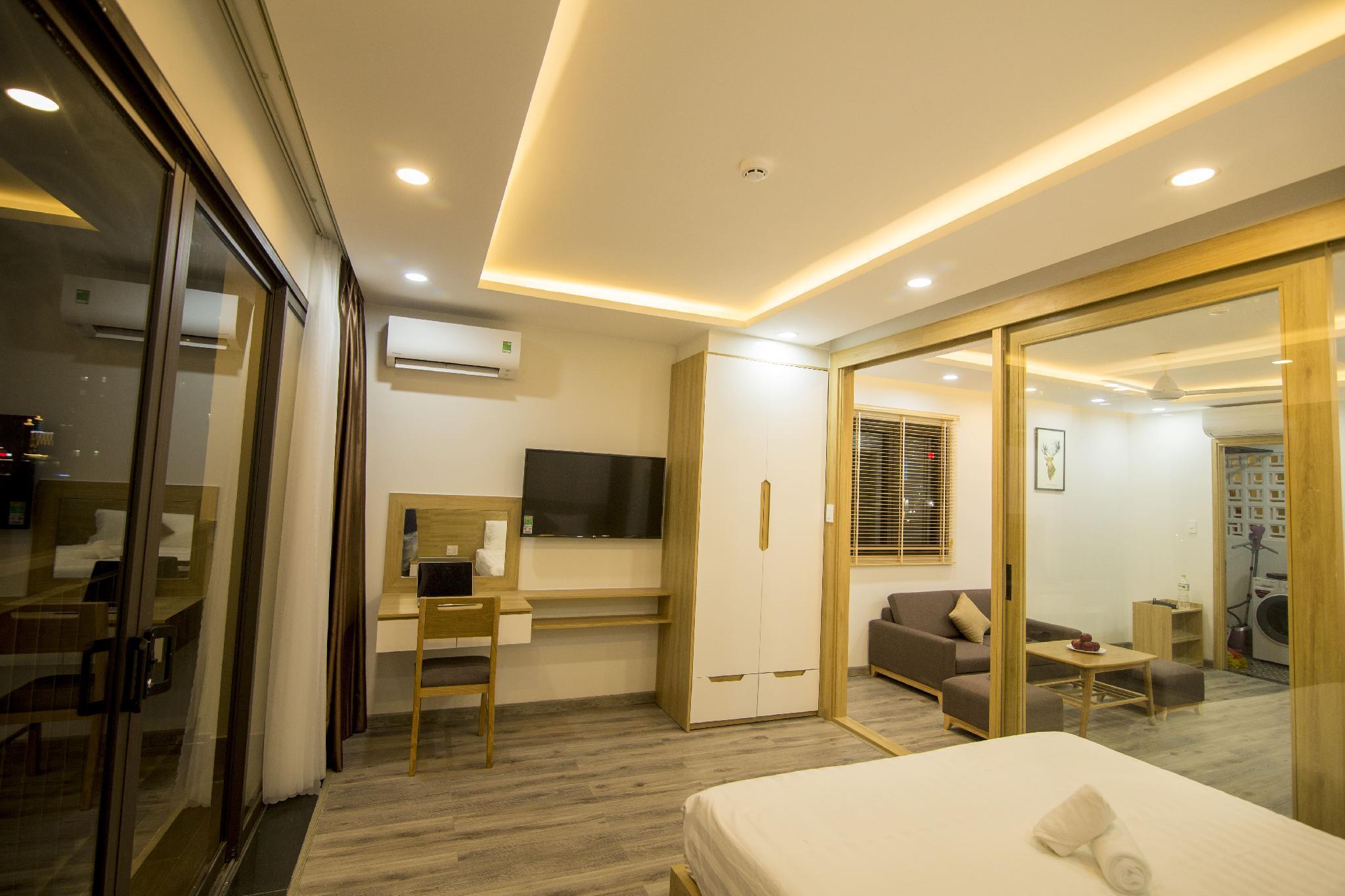 TONY APARTMENT*65m2*1BR*Luxury*Balcony*Beach*D
