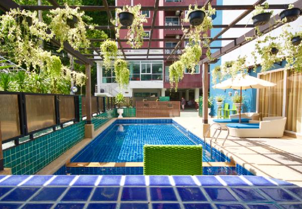 Ao Nang Mountain View Pool Villa at Soi 11/1  Krabi