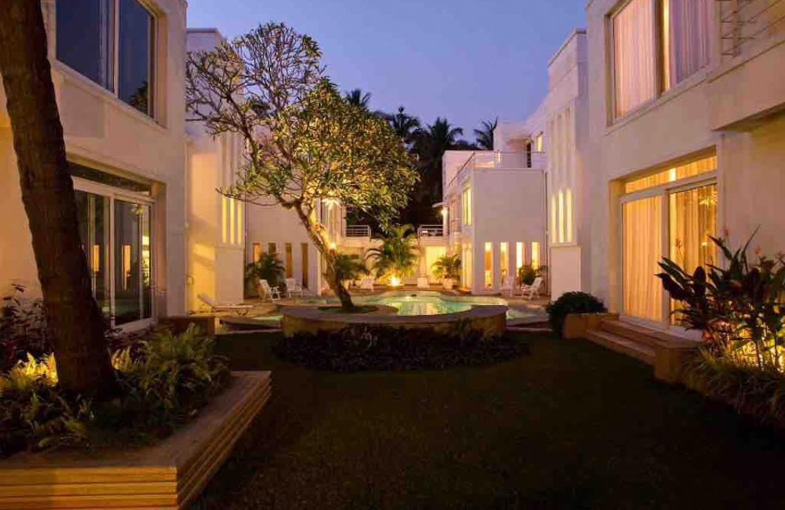 JiaV8   Quiet Luxury At Candolim Beach In Goa